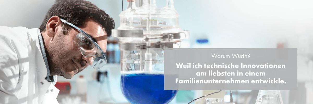 Praktikum Forschung und Entwicklung Akkutechnologie