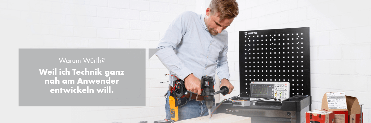 Produktmanager Elektrowerkzeuge / Elektromaschinen (Power Tools) (m/w/d)