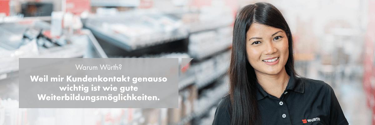 Verkäufer/Vertriebsmitarbeiter in Filiale - Handwerk Produkte (m/w/d)